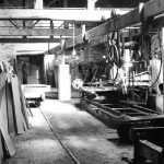 Slate Mill at Aberllefenni